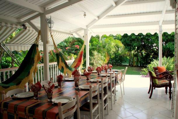 Photos De La Villa Guadeloupe Avec Piscine Dans Les Antilles
