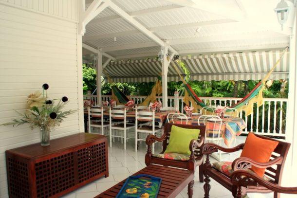 Location villa Guadeloupe pour 10 personnes et +