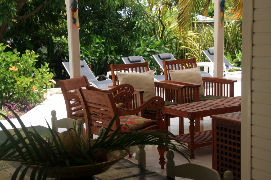 Salon-Solarium  - les espaces de vie en Guadeloupe