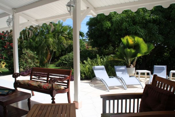 The Whole Villa Rental With The Wing Villa Guadeloupe