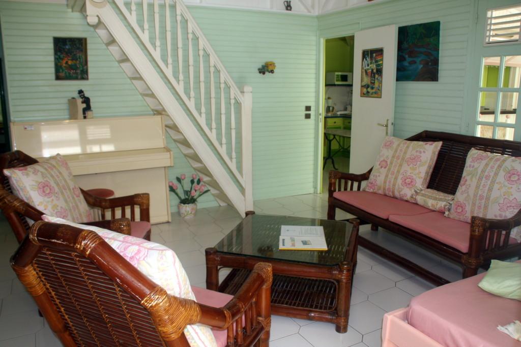 Ambiance créole dans votre villa de vacances